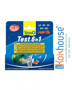 Tetra-test-6in1