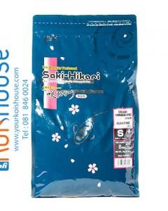 Hikari - Saki-Hikari Color Enhancing Diet - S size 2kg YKH